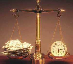 Today we are going to talk about the time value of money: Image credit: <affordablehousinginstitute.org