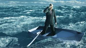 We live in a sea of data. Sorting out what information is important can be challenging. Image Credit: <readwrite.com